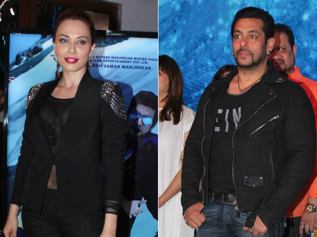 Iulia Vantur And Salman Khan Were At This Event But Apparently Not Together