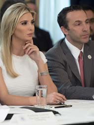 Ivanka Trump Has No Official White House Job. But Has An Unofficial One