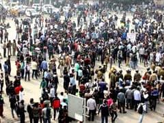 जाट आंदोलन पर नियंत्रण के लिए हरियाणा ने केंद्र सरकार से मदद मांगी