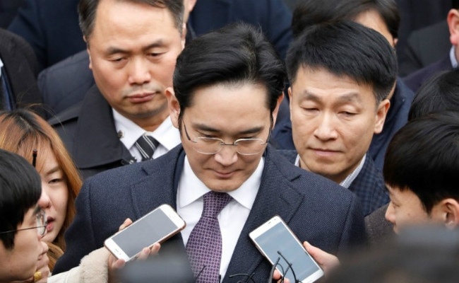 Samsung Chief's 'Trial Of The Century' To Start Next Week