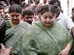 Jayalalithaa Refused To Go To Hospital, AIADMK Leaders Met Her: Sasikala