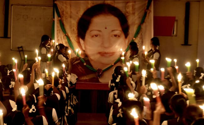 AIADMK Lawmaker Seeks CBI Probe Into Jayalalithaa's Death