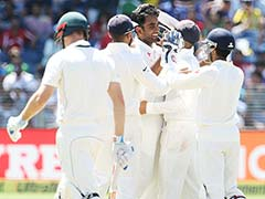 Live Cricket Score, India vs Australia, 1st Test, Day 1, Pune: Jadeja Strikes, Visitors Five Down