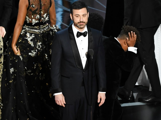 Oscars 2017: Jimmy Kimmel Reveals Inside Story Of Envelopegate And How Denzel Washington Helped