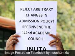 JNU to Agitating Students: 'End The Seize Of Administration Building'