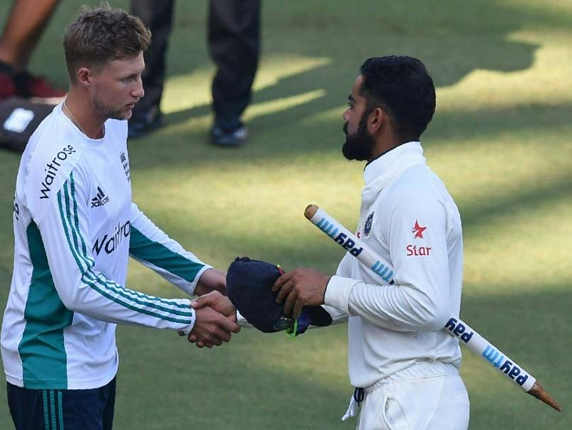 England Test Captain Joe Root Aims to Emulate Virat Kohli, Steve Smith