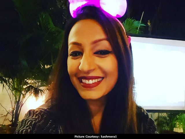 Kashmera Shah Shares Vacation Pics. Internet Has A Meltdown