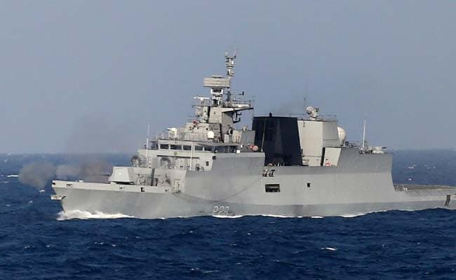 kamrota class anti submarinewarfare frigate