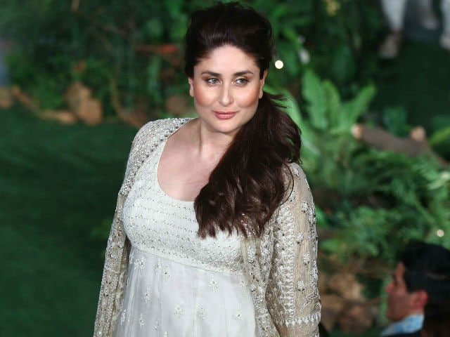 Kareena Kapoor Walks The Ramp 45 Days After Giving Birth.
