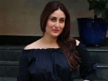 Kareena Kapoor Says Son Taimur Is 'Gorgeous,' Plans To Take Him On Shoots