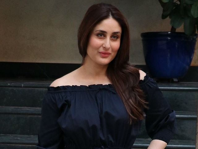 Kareena Kapoor Says Son Taimur Is 'Gorgeous,' Plans To Take Him On Shoots