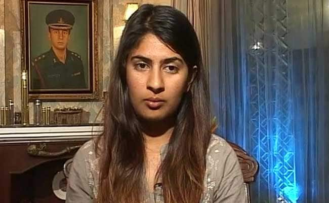 I Got Rape Threats For Calling Out ABVP, Says Kargil Martyr's Daughter