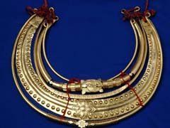Pure Gold Moustache, Necklace Among K Chandrasekhar Rao's Thanksgiving Gifts For Gods