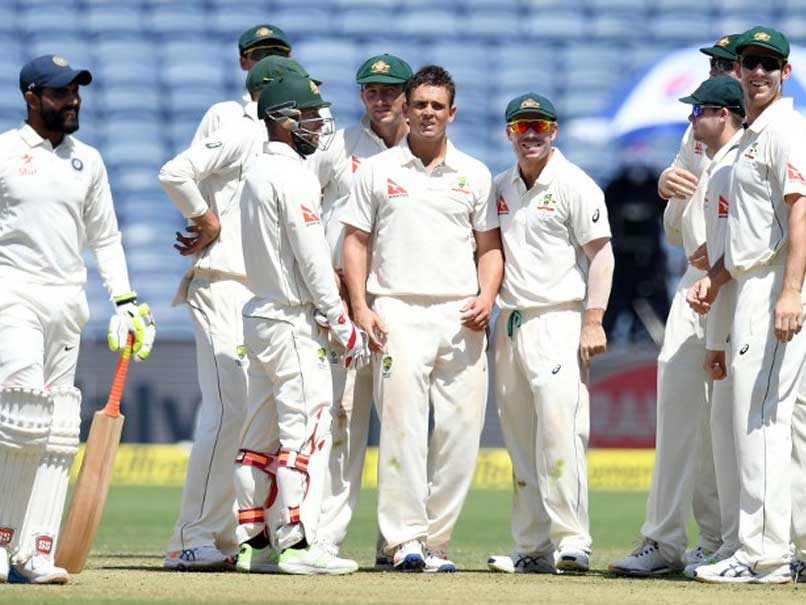India vs Australia: Steve O'Keefe Says Visiting Bowlers Were Lucky to Find Edges