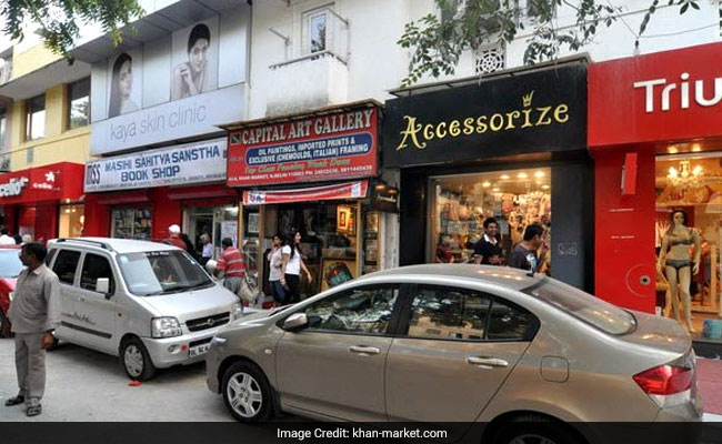 Delhi's Khan Market Moves Up 4 Place In World's Costliest Retail Spots