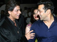 Is Shah Rukh Khan Making a Film With Salman and Aamir? Is the Moon Made of Cheese?