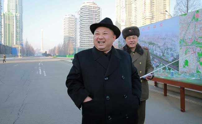Kim Jong-Un Hails Engine Test As 'New Birth' For North Korea's Rocket Industry