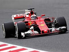 Kimi Raikkonen Fastest as Mercedes Pile on Miles