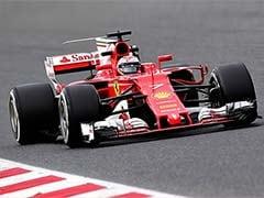 Kimi Raikkonen Fastest as Mercedes Pile on Miles