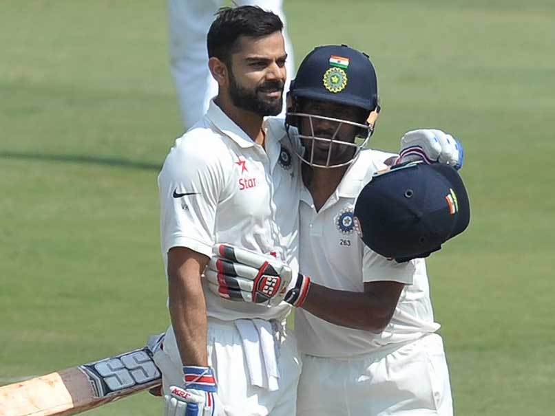 India vs Bangladesh: How Wriddhiman Saha's Timely Input Helped Virat Kohli Score His Double Hundred