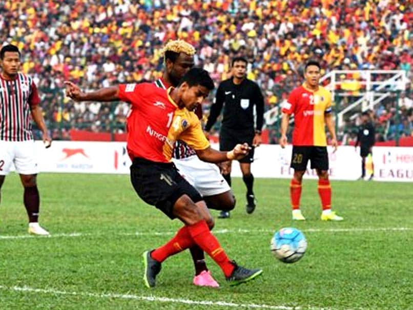 Kolkata Derby: East Bengal, Mohun Bagan Play Out Goalless Draw in I-League Clash
