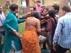 In Row Over Traffic Fine, Rajasthan BJP MLA's Husband Slaps Police Officer In Kota
