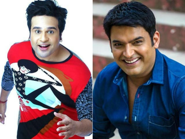 Krushna Says His Jodi With Kapil Will Be 'Like Shah Rukh-Salman'
