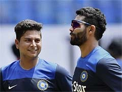 Kuldeep Yadav Replaces Injured Amit Mishra in India Squad vs Bangladesh