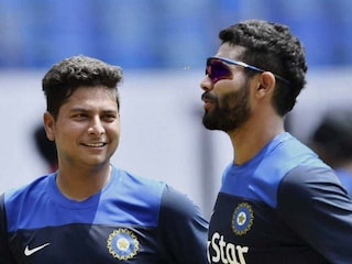 Kuldeep Yadav Replaces Injured Amit Mishra in India Squad vs Bangladesh