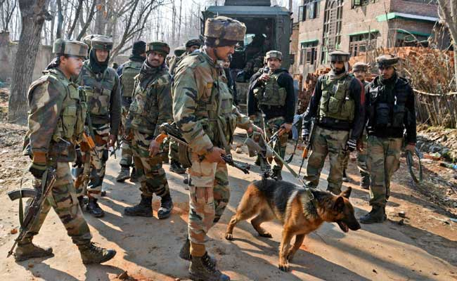 Two militants killed in J&K