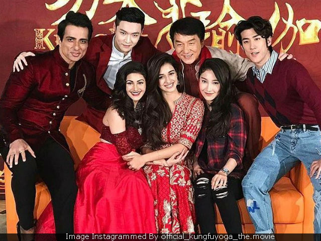 Kung Fu Yoga Preview: Jackie Chan Keeps His Date With Bollywood