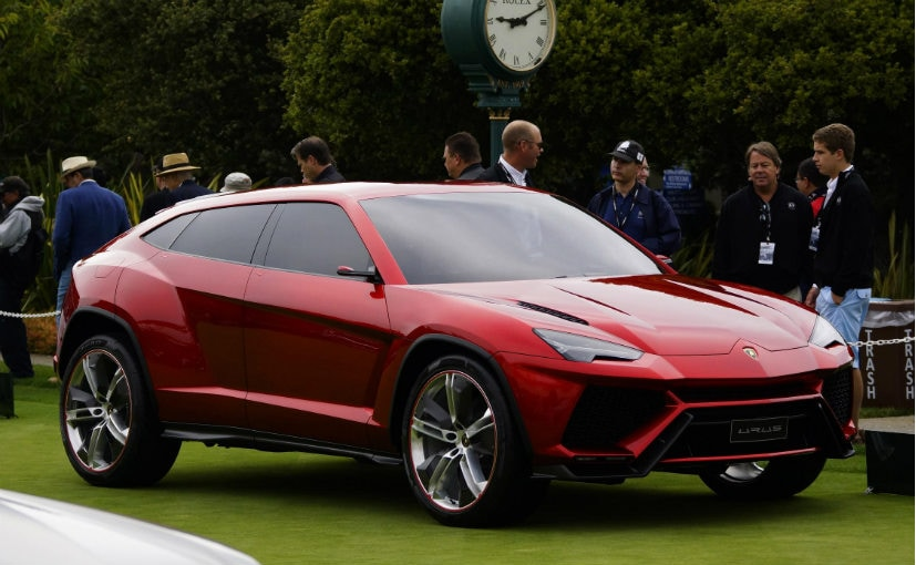 Lamborghini CEO Says Urus SUV To Be Launched In India In ...