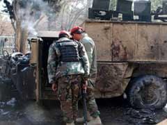 Taliban Suicide Bomber Kills 6 In Afghanistan's Helmand