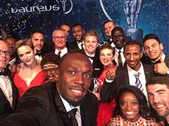 Usain Bolt, Simone Biles Win Top Honours at Laureus World Sports Awards