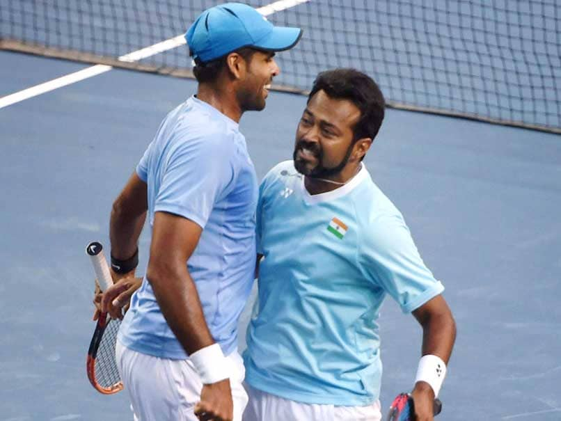 Davis Cup: Leander Paes Loses as New Zealand Trail India 1-2