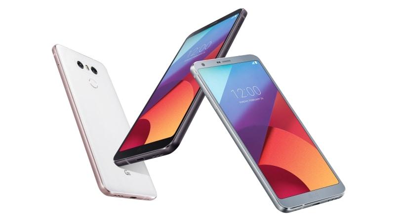 एलजी जी6 की प्री-बुकिंग शुरू, मिल रहा है 7,000 रुपये तक का कैशबैक