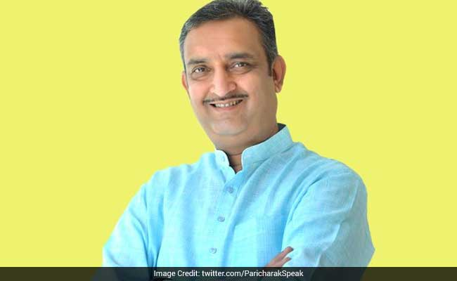 BJP Cancels Lawmaker Prashant Paricharak's Suspension, Sena Calls It 'Surgical Strike'