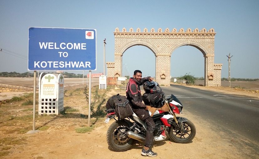 mahindra mojo east west ride record