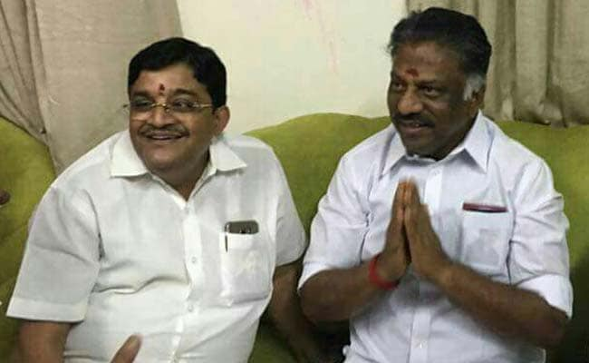 AIADMK Veteran's Tweet Signals Fissure In Party
