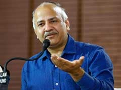 MCD Stands For 'Most Corrupt Department', says Manish Sisodia