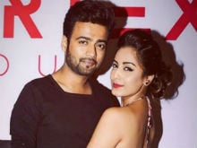 TV Actors Manish Naggdev And Srishty Rode Engaged