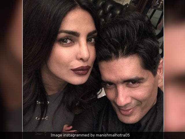 Priyanka Chopra Gets A Visitor From Bollywood In New York. Guess Who?