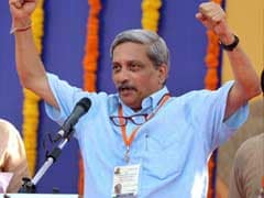 Goa By-Election: Manohar Parrikar Unveils Action Plan For Panaji