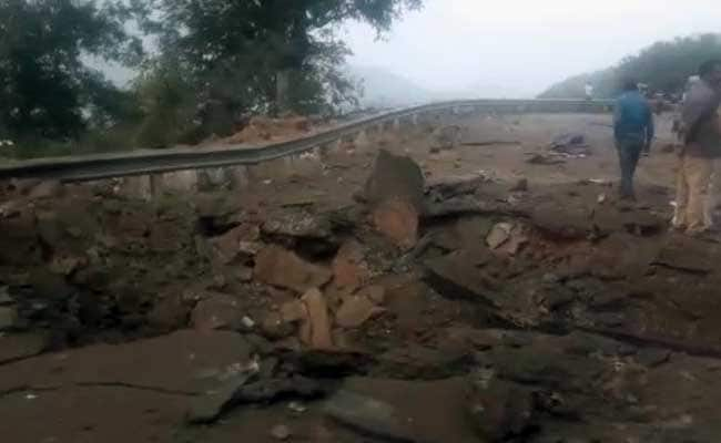 Maoists Kill 8 Policemen In Odisha Using Remotely Triggered Explosive