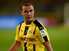 Borussia Dortmund's Mario Goetze Sidelined From Football Indefinitely