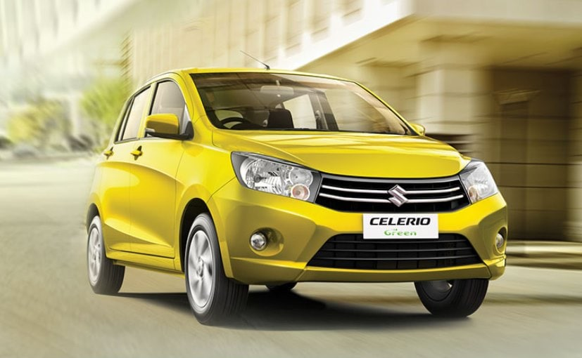 Image result for Maruti Suzuki Celerio X Cross-Hatchback soon to come up in India