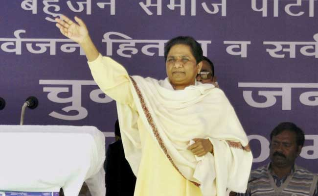 'Jumlebazi  Can't Change Country's Destiny': Mayawati On Interim Budget