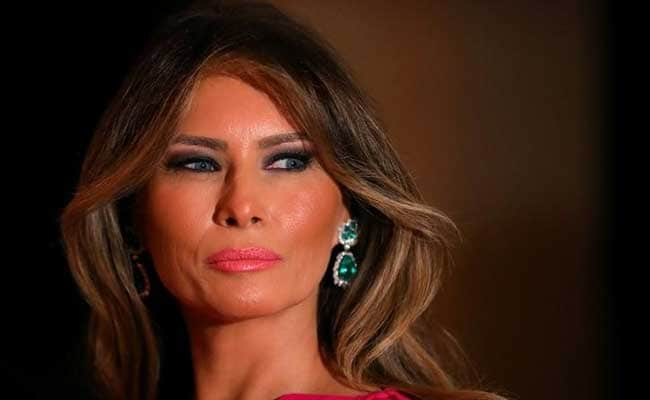 Daily Mail Pays Melania Donald Trump Damages Over Escort Claim