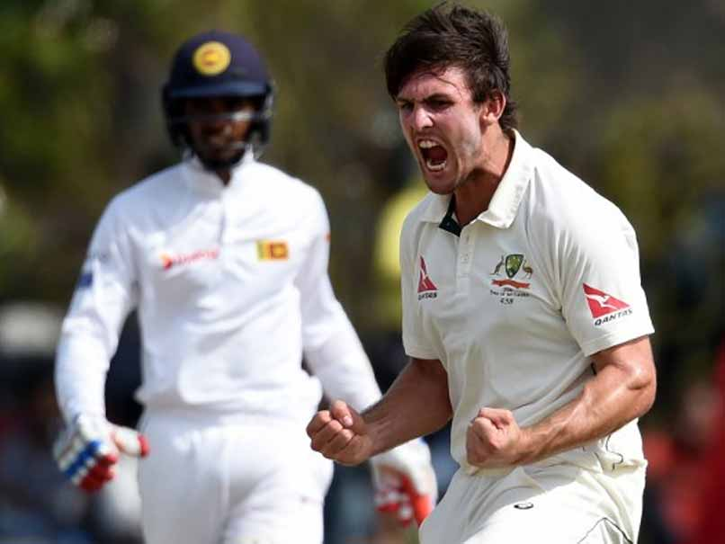 India Vs Australia Mitchell Marsh Not Part Of Fast Bowlers&#39 Whats App Group. Here's Why