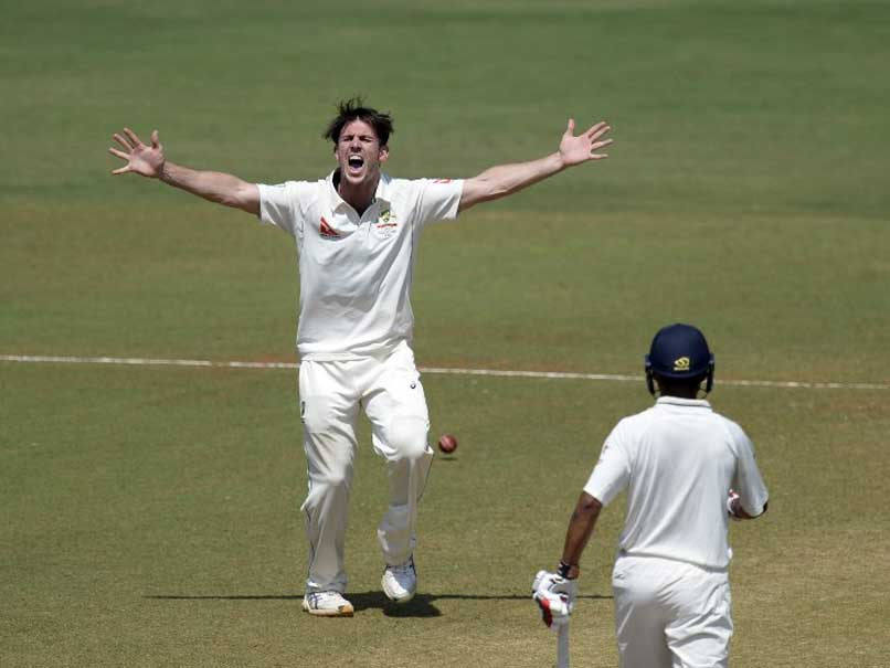 Australia's Mitchell Marsh Eyeing All-Rounder's Spot vs India